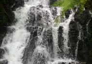 Waterfall at Ambengan
